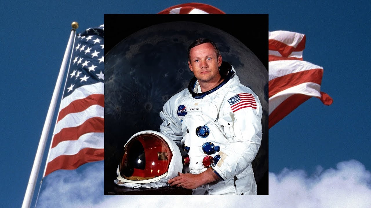 Remembering Neil Armstrong - Astronaut, Legend, Hero - YouTube