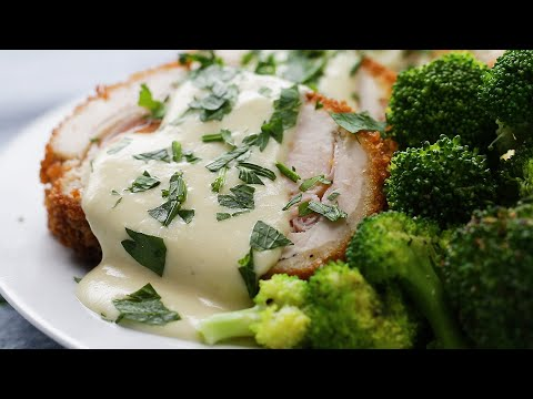 Chicken Cordon Bleu - eKitchen with Chef Norman.