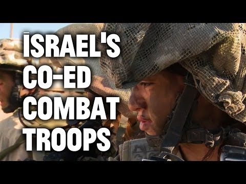 Caracal: Inside Israel's Co-Ed Combat Corps.