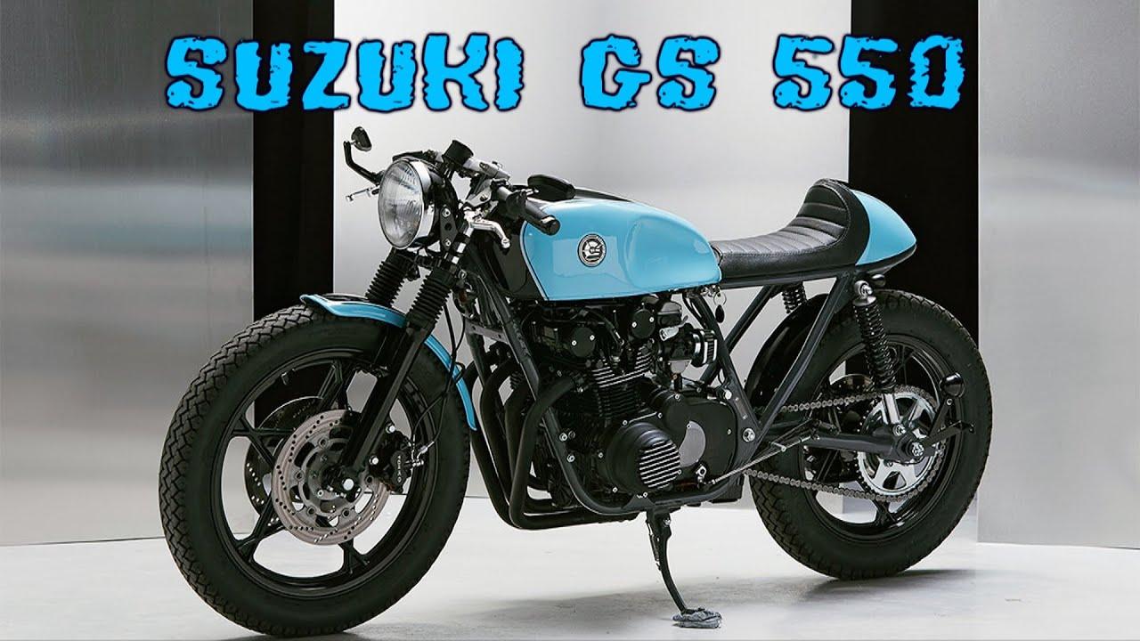 suzuki gs 550 cafe racer youtube. Black Bedroom Furniture Sets. Home Design Ideas