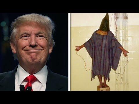 Trump: Make America TORTURE Again