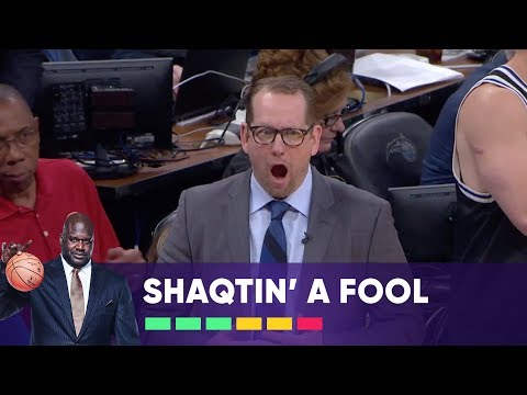 Best of the Worst of the 2018-19 Season! | Shaqtin A Fool