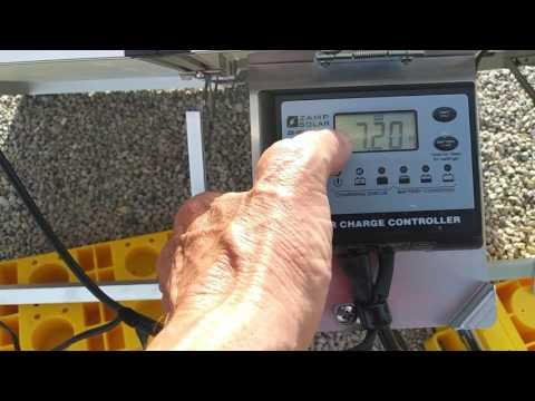 SOLAR...learning...Zamp 120 watt