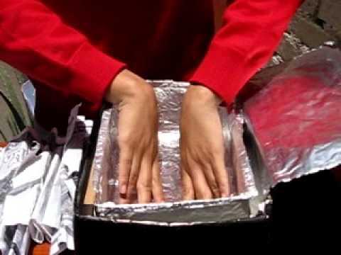 como-hacer-un-horno-solar