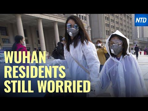 Wuhan Residents Still Worried About Virus  Ntd