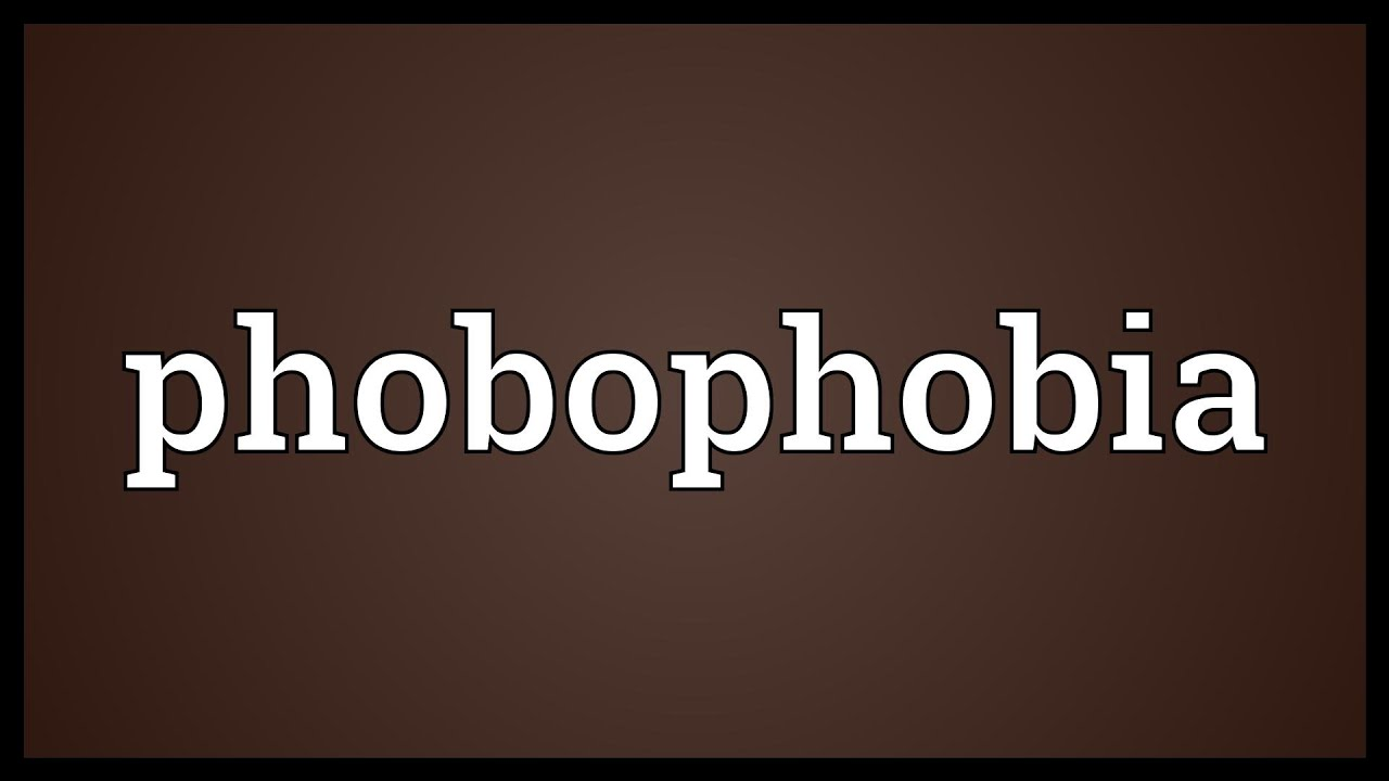 phobophobia Definition of phobophobia in the definitionsnet dictionary meaning of phobophobia what does phobophobia mean information and translations of phobophobia in the.