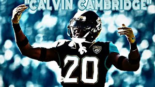 "Jalen Ramsey || "" Calvin Cambridge "" 
