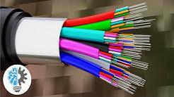 Glasfaserkabel, wie funktionieren sie?