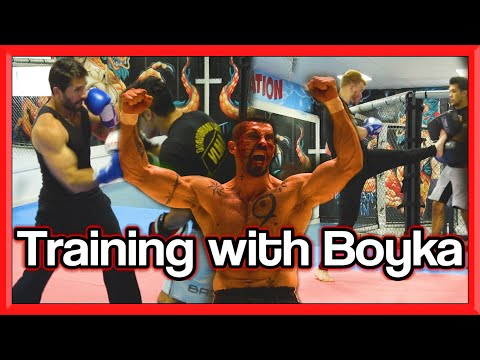 Training with Boyka (Scott Adkins) | Power & Speed | Part 1