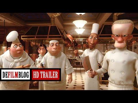 Download Ratatouille (2007) Official HD Trailer [1080p]