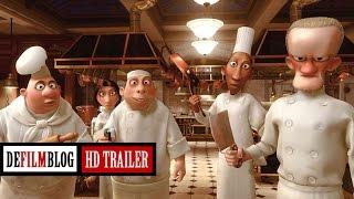 Ratatouille (2007) Official HD Trailer [1080p]