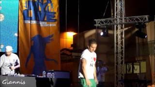 Χορός Stan -I cant wait to fall in love with you - Amita Μotion- Thessaloniki 27/07/2011