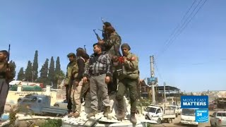 Syria: Afrin, the starting point of Turkish forces' strategy