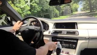 BMW Alpina B7 Drive