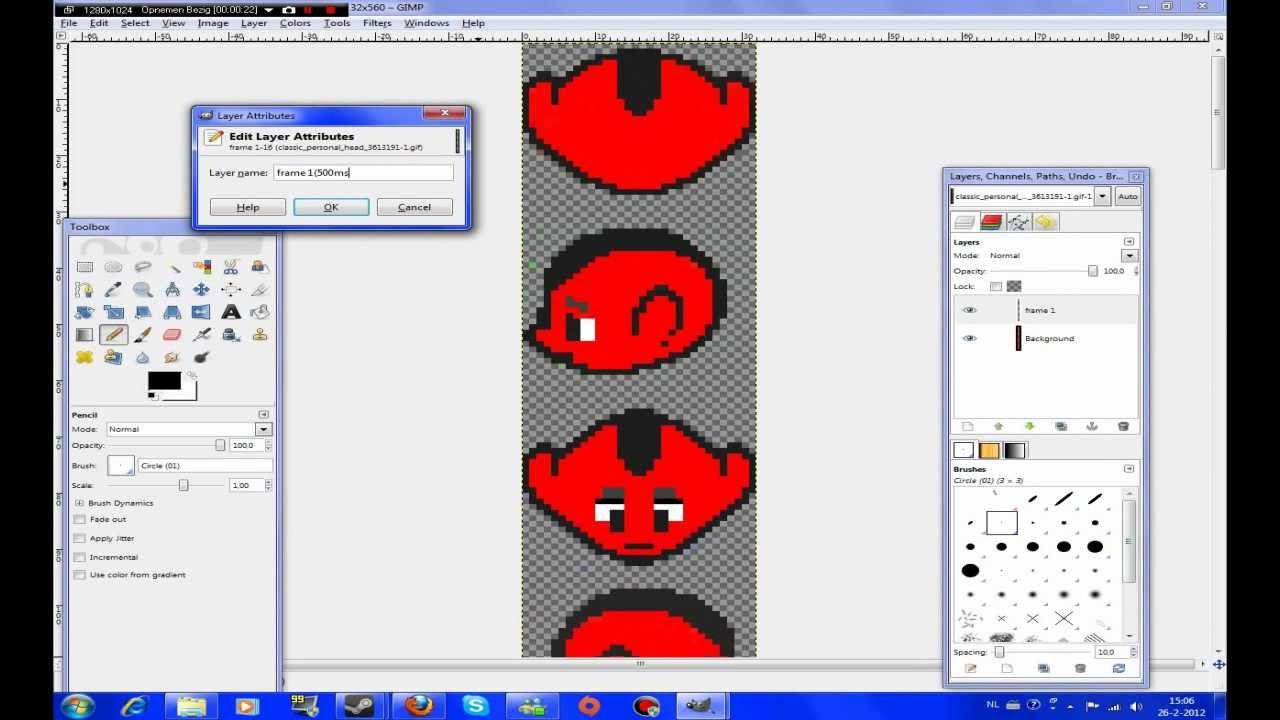 how to make animated custom heads codes bodies with gimp youtube jpg 1280x720 custom graal head