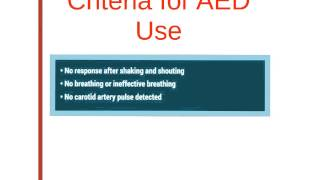11. ACLS -  Principles of Early Defibrillation