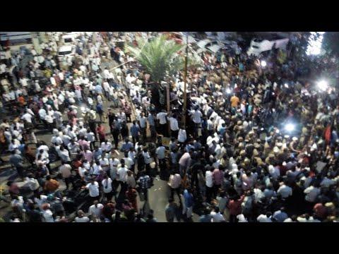 DMK supporters react to the news of Kalaignar Karunanidhi's death thumbnail