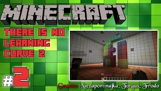 """Minecraft Escape: There is No Learning Curve II z Torgusem i Frodo! [2/9] - """"Tetris"""""""