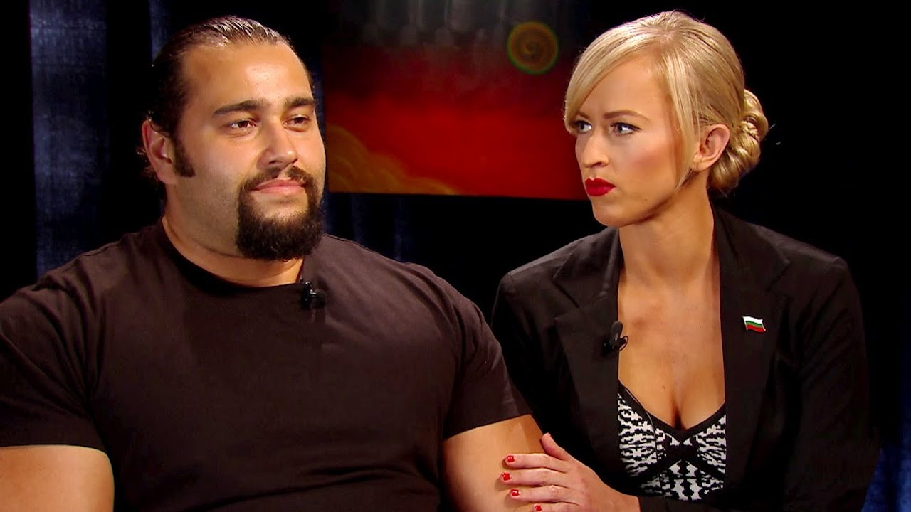 Are rusev and lana dating in real life
