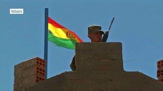 Evo Morales recorrió la zona del Río Silala, en conflicto con Chile