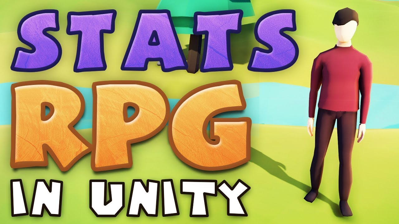 STATS - Making an RPG in Unity (E09)
