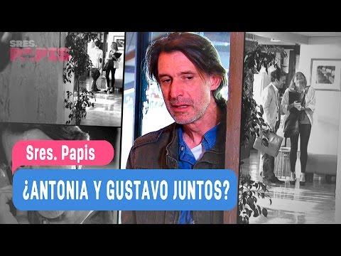 Sres. Papis - ¿Antonia y Gustavo juntos? - Mejores Momentos / Capítulo 106
