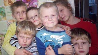Хитрые загадки. Многодетная семья Секан 10 детей.