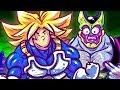 TRUNKS THE LEGENDARY SUPER BRO, Dragon Ball Z Parody