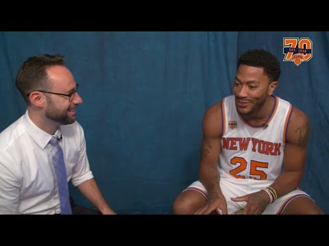 Speed Drills with Derrick Rose: Life on Mars, Drake's Dancing Skills, Best PG Dunker