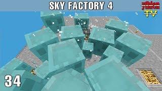 Minecraft Sky Factory 4 34 - Thảm Họa Kẹo Dẻo