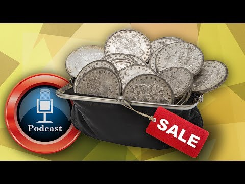 CoinWeek Podcast #68: Things to Know When Selling Off Coins From Your Collection