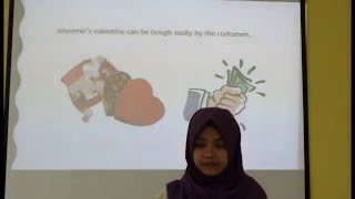 Promotion On Valentine's Day Presentation For English Assignment