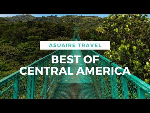 The 5 BEST Places To Visit In Central America