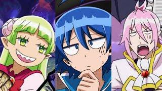 Welcome to Demon School! Iruma-kun (BEST/FUNNY MOMENTS)