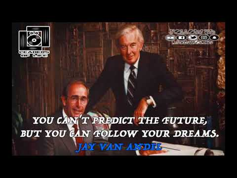 Open Meeting diamond club 1986 | Jay Van Andel Founder AMWAY