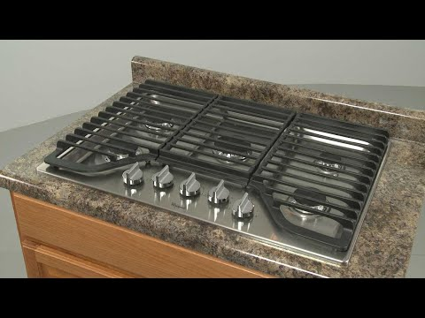 Whirlpool Gas Cooktop Disassembly