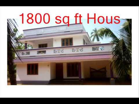 House for sale at ayyanthole ammadam and punkunnam for 1800 sq ft indian house plans