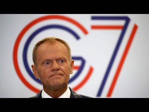 دونالد توسك: الاتحاد الأوروبي سيرد بالمثل على رسوم واشنطن الجمركية…  - نشر قبل 24 دقيقة