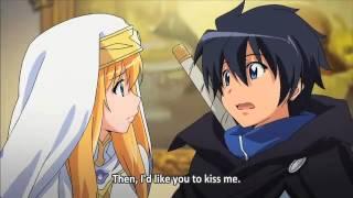 Zero no Tsukaima F Episode 2 chia anime com