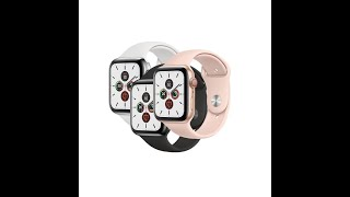 Relógio inteligente iwo 8 smartwatch serie 4 - 44mm bluetooth