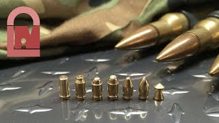 (431) Sparrows Munition Pins Revealed