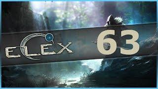 63#Zagrajmy w ELEX - NOWY TOWARZYSZ!? POZNAJEMY ARXA! (60 FPS)