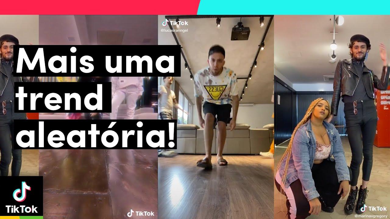 Aquela TREND ALEATÓRIA que afasta o celular! | TikTok Brasil