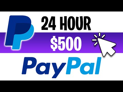 Earn $500 Per Day In PAYPAL MONEY For FREE! (Make Money Online 2021)