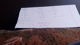Что такое простое число,что такое составное. Как разложить число на простые множители