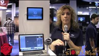NESSIE by BLUE Microphones : NAMM 2013