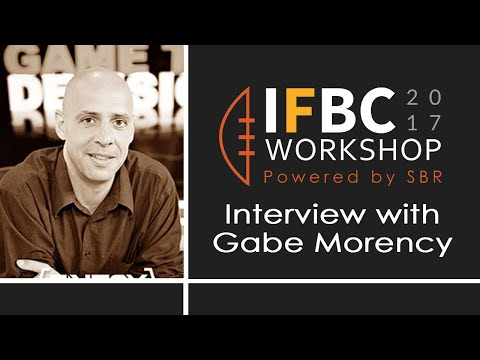 IFBC | Gabe Morency Interview | Sportsbook Review