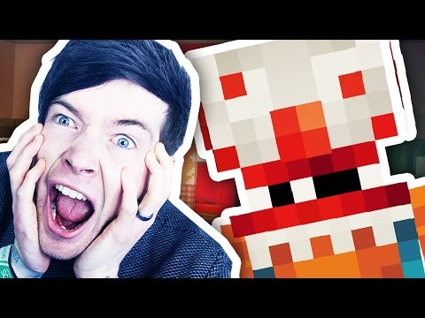 Thumbnail: KILLER MINECRAFT CLOWN!!!