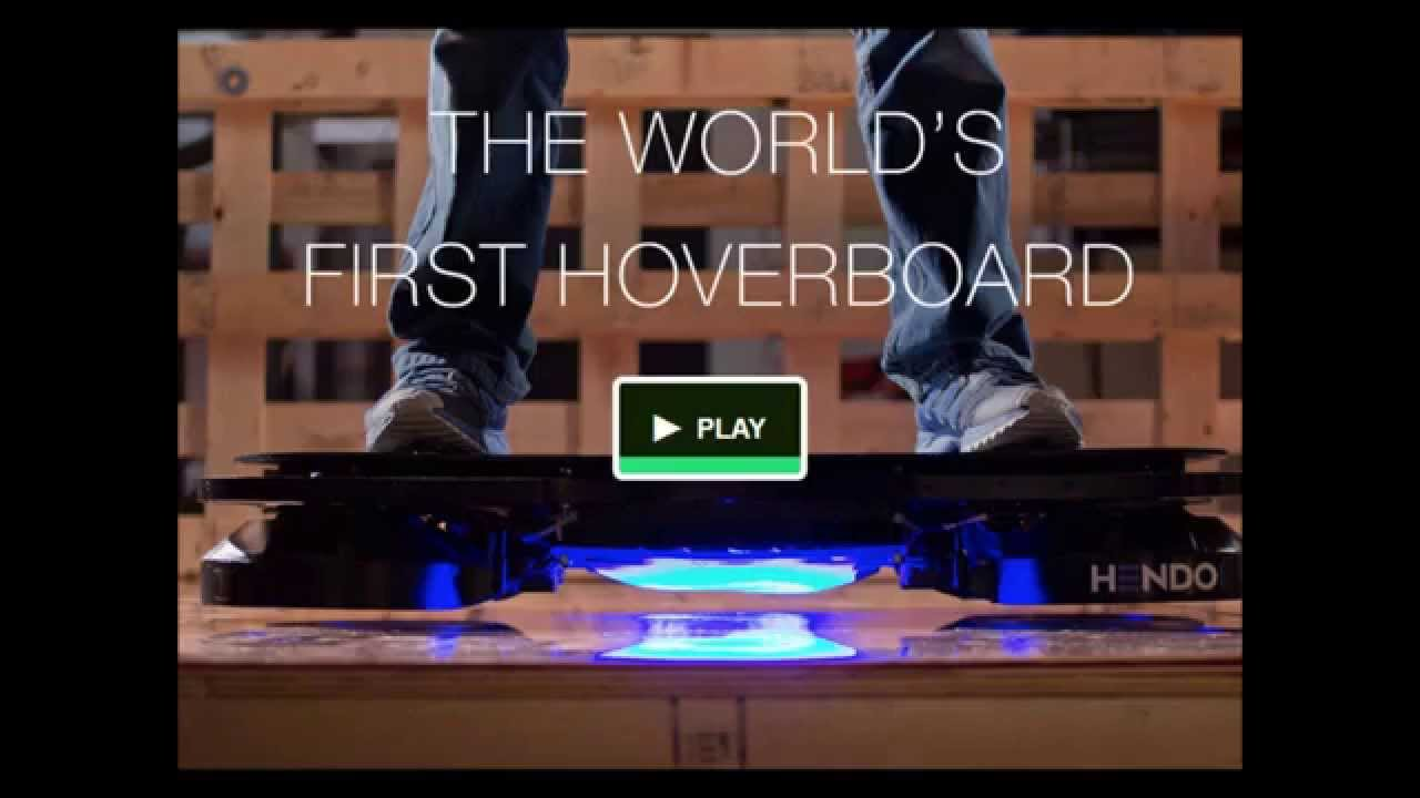 kickstarter hoverboard fliegen wie marty mcfly. Black Bedroom Furniture Sets. Home Design Ideas