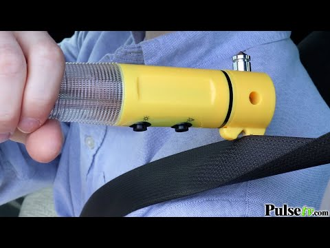 5 in 1 Emergency Auto Tool And Light
